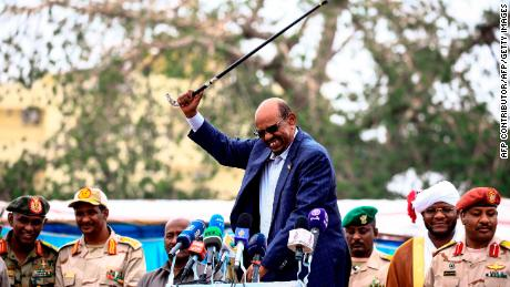 Janjaweed, ghost squads and a divided nation: How Sudan's Bashir stays in power