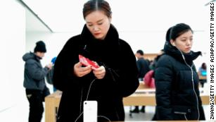 Apple's problems sound alarm bells about China's future