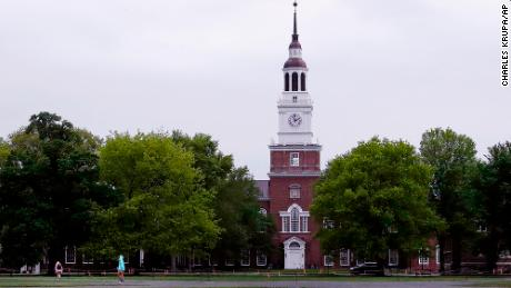 Dartmouth College announces new initiative to combat sexual harassment