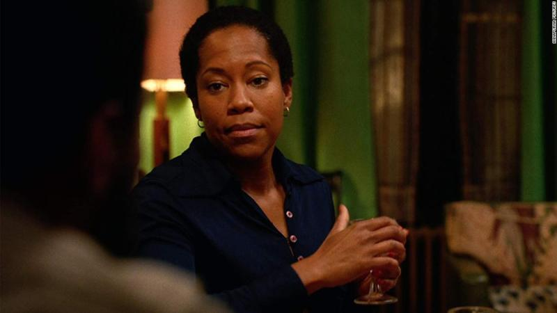 "<strong>Best supporting actress:</strong> Regina King, ""If Beale Street Could Talk"""