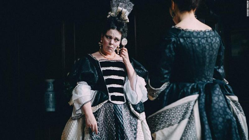 """<strong>Best actress:</strong> Olivia Colman, """"The Favourite"""""""