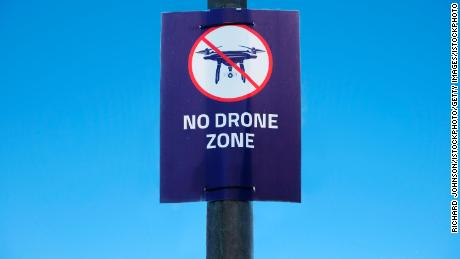 Airports scramble to handle drone incidents