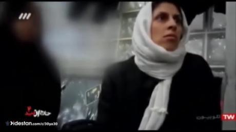 Iran's state TV airs unseen video of Nazanin Zaghari-Ratcliffe