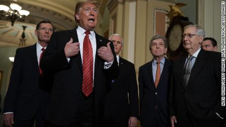 With options running out to end government shutdown, will the President declare a national emergency?