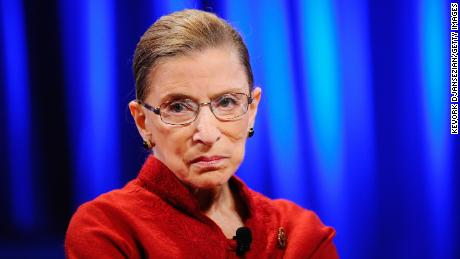 Ruth Bader Ginsburg's most notable Supreme Court decisions and dissents