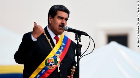 Mike Pompeo calls Nicolas Maduro government in Venezuela 'illegitimate'