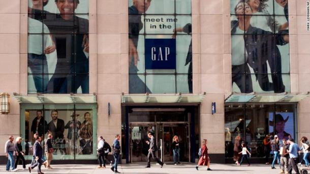 Gap's Fifth Avenue store will close on January 20, 2019.