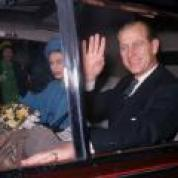 17 Prince Philip unfurled RESTRICTED