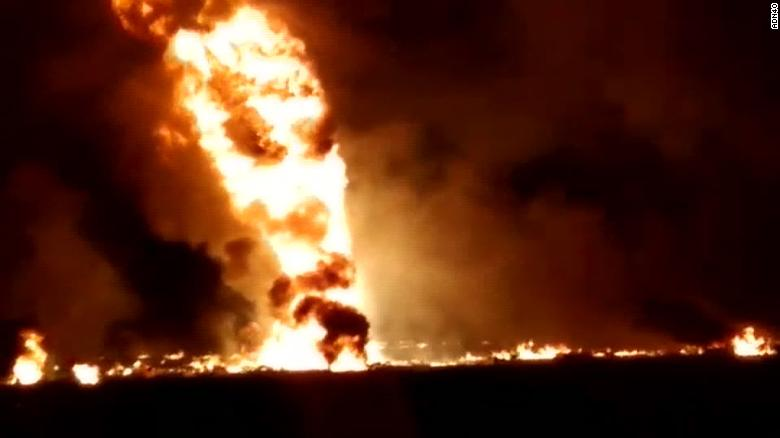 Image result for mexico gasoline explosion