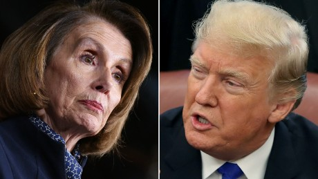 Trump and the right-wing gang up on Pelosi