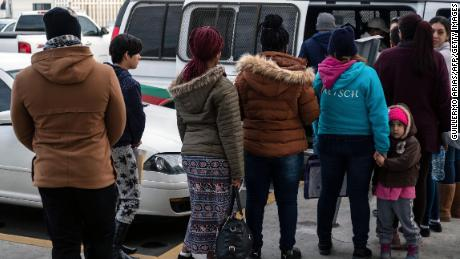 Homeland Security expands program of returning migrants to Mexico to await hearings