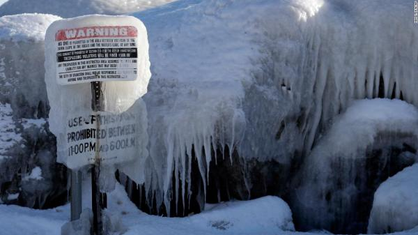 US weather: extreme cold sends frostbite victims to ...