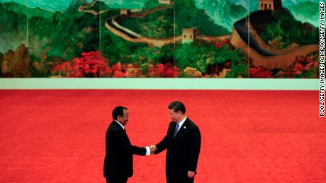 China just quietly wrote off a chunk of Cameroon's debt. Why the secrecy?