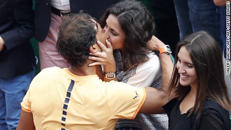 Rafael Nadal engaged to girlfriend of 14 years Mery ...