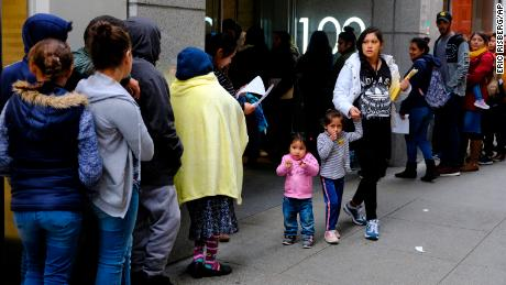 New wave of 'fake dates' cause chaos in immigration courts Thursday