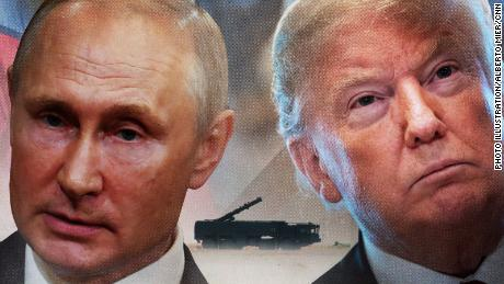 Trump admin aiming for major nuclear deal with Russia and China