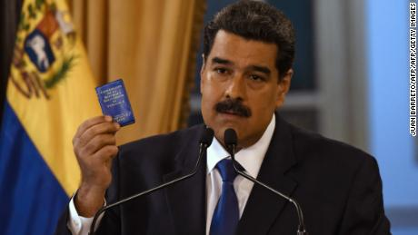 US willing to meet Maduro as military helps deliver aid to Venezuela