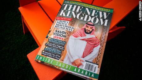 Das Hochglanzmagazin von American Media Inc. über Saudi-Arabien.