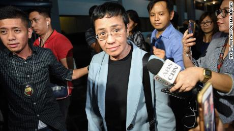Opinion: Why should the arrest of Maria Ressa annoy anyone?