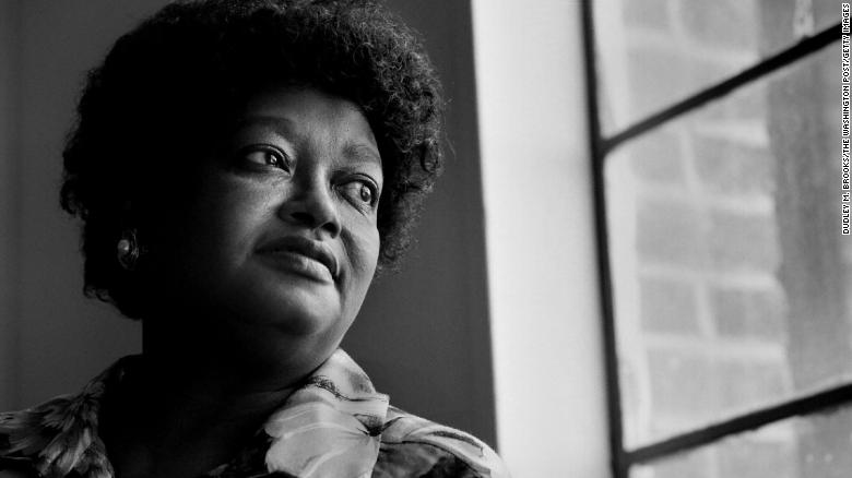 """Being dragged off that bus was worth it just to see Barack Obama become president,"" said Claudette Colvin, who before Rosa Parks was arrested for keeping her bus seat in Montgomery, Alabama."