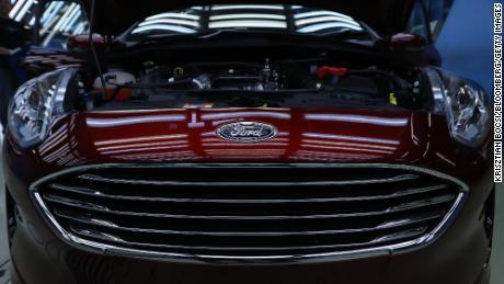 Ford untersucht die Kraftstoffverbrauchs- und Emissionsprüfung