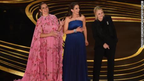 Maya Rudolf, Tina Fey and Amy Poehler