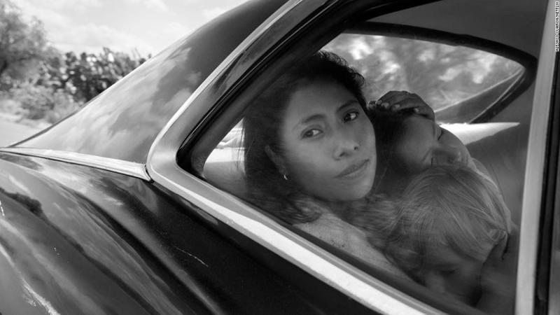 """<strong>Best foreign-language film:</strong> """"Roma"""""""