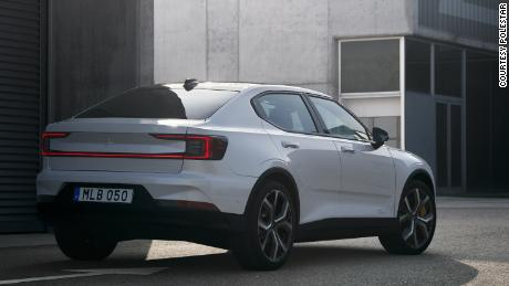 Polestar had been a performance brand applied to some Volvo cars. Now it's a separate brand, as well.