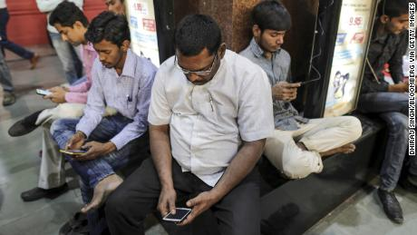 Much more Indians have Internet access than in the last 2014 elections.