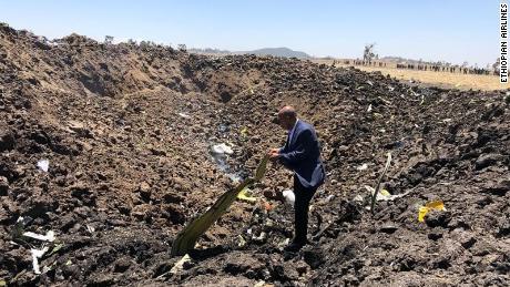 Live updates: Ethiopian Airlines plane crash