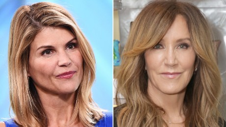 College admissions scandal being developed into limited TV series