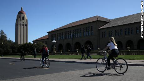 Stanford students sue for college filing scandal