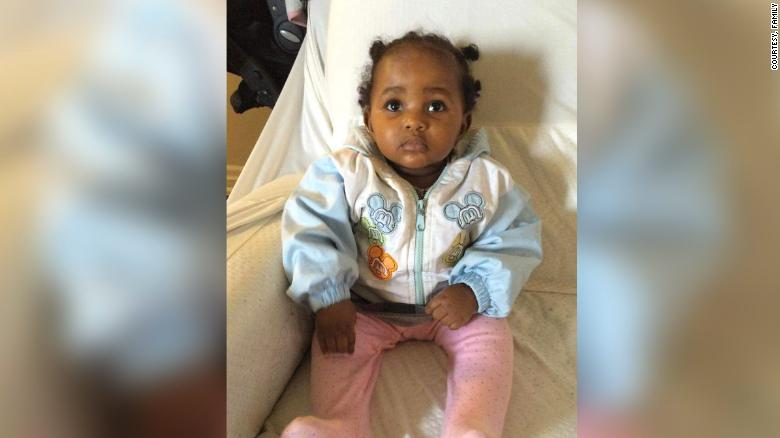 Rubi Pauls, 9 months, was killed in the crash. She was with her mother, siblings and grandmother.