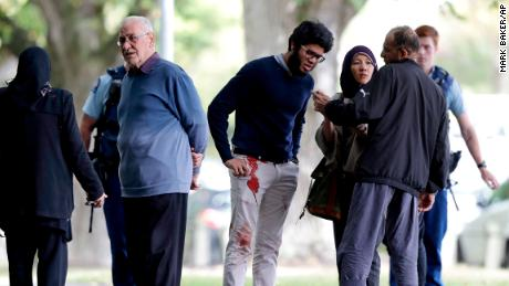 More dead as gunmen open fire in two mosques in New Zealand in Christchurch