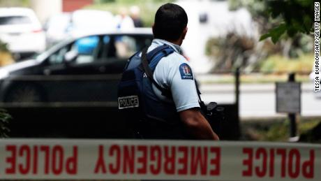 Mass suspects charged with murder in New Zealand