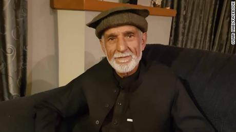 Afghan native Daoud Nabi settled in New Zealand in 1977.