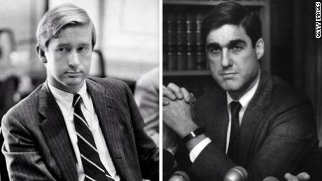 Bill Weld Robert Mueller split