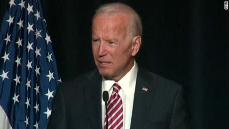 Biden announced to run for president in Delaware speech
