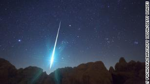 A meteor exploded in the Earth's atmosphere with 10 times the energy of the Hiroshima atomic bomb