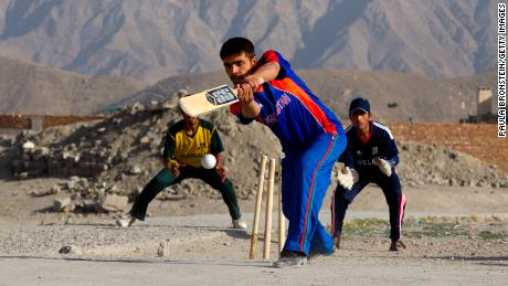 """""""Cricket is a profession,"""" Stanikzai says. """"We have given a pathway to the youth coming up -- they now have something to follow and to embrace. Every cricketer is a role model -- not just on the field, but also off the field in our society."""""""