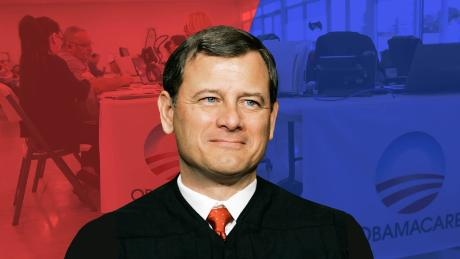 The inside story of how John Roberts negotiated to save Obamacare