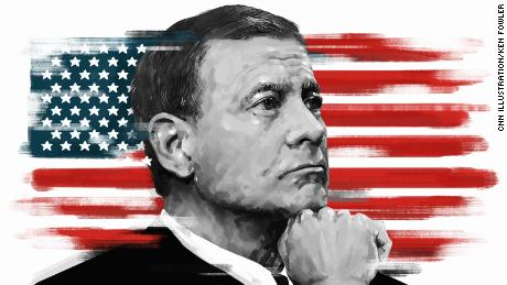 Chief Justice John Roberts is exercising the power he's craved