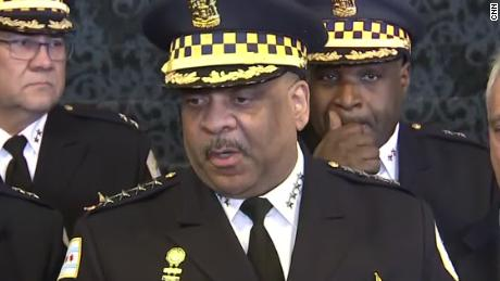 The highs and lows of Eddie Johnson's time leading Chicago's police