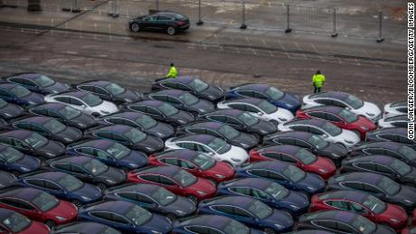 For the first time ever, electric cars outsold gas and diesel vehicles in Norway