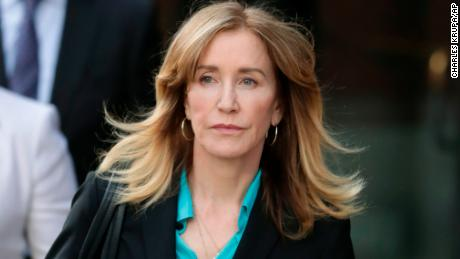 Felicity Huffman will plead guilty to paying $15,000 to facilitate cheating for her daughter on the SAT.
