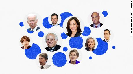 CNN Iowa Poll: Biden leads a tighter top tier in first caucus state