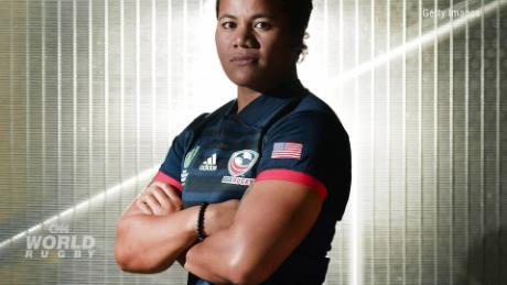 Tiffany Faaee: The female rugby coach blazing a trail in New York