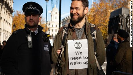 Extinction Rebellion want to get arrested to fight climate change