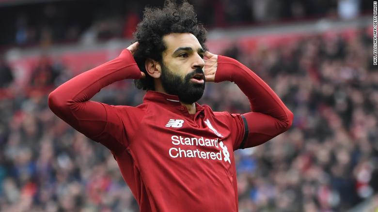 Kết quả hình ảnh cho Mohamed Salah