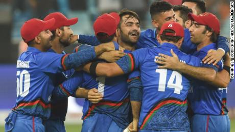 """""""I never expected that the day would come when we would play a World Cup match,"""" confessed Ahmadzai."""